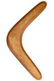 Bumerang australiano Foto de archivo