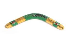 Bumerangue Imagem de Stock Royalty Free