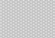 Bump Scales. Bump map texture of scales, such as armor or chainmail Stock Image