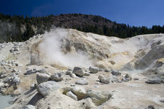Bumpass Hell Royalty Free Stock Images