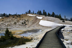 Bumpass Hell Stock Photos