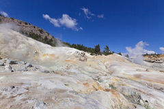 Bumpass Hell Stock Photography