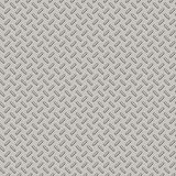 Bumped Metal Plate Seamless Pattern Stock Photography