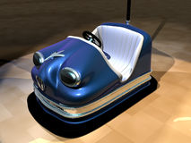 Bumper Car Stock Image