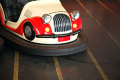 Bumper car Royalty Free Stock Photo