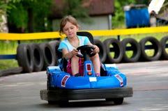Bumper car Royalty Free Stock Photos