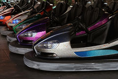 Bumper car Royalty Free Stock Photography
