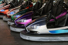 Bumper car Stock Images