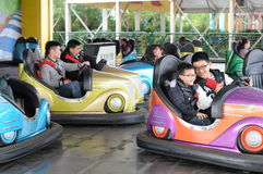 Bumper car Stock Photos