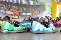 Bumper car Stock Photography