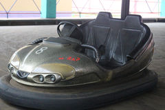 Bumper Car. Riding a BumperCar reminds my childhood Royalty Free Stock Photography