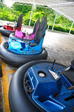 Bumper car Stock Photo