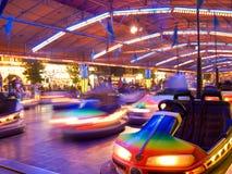 bumper cars Στοκ φωτογραφίες με δικαίωμα ελεύθερης χρήσης