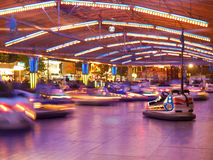 Bumper Cars Stock Image
