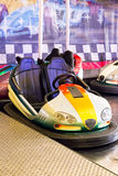 Bumper Cars Detail Stock Image