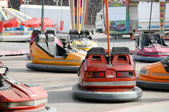 Bumper cars Stock Photography