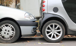 Bumper To Bumper Royalty Free Stock Image
