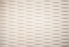 Bumping wall. Bumping cream wall able to use as background Royalty Free Stock Images