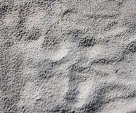 Bumpy dry empty gray sand texture background Stock Image