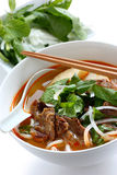 Bun bo hue Royalty Free Stock Images