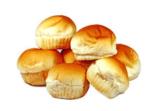 Bun bread Royalty Free Stock Photos