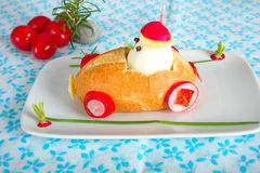 Bun car Stock Images