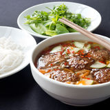 Bun Cha. This image shows Bun Cha, a Northern Vietnamese specialty stock photos