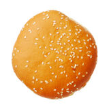 Bun with sesame Royalty Free Stock Photos