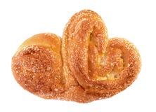 Bun with sugar crust Stock Photo