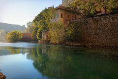 Buna river, Bosnia Stock Images