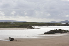 Bunbeg Beach Stock Image