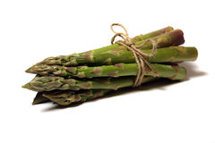 A bunch of asparagus Royalty Free Stock Photo