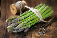 Bunch of asparagus Royalty Free Stock Image