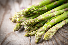 Bunch of asparagus Royalty Free Stock Photo