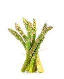 Bunch of asparaguses. Stock Photography