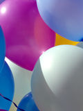 Bunch of Balloons Royalty Free Stock Images