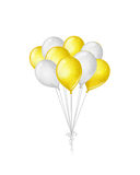 Bunch of balloons Royalty Free Stock Image
