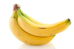 Bunch bananas Royalty Free Stock Photos