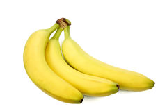 Bunch of bananas Royalty Free Stock Image