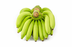 Bunch of bananas i : Clipping path included Stock Photography