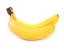 Bunch of bananas Stock Photography