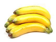 Bunch of bananas Stock Image