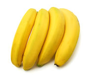 Bunch of bananas Stock Photography