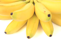 bunch of bananas Royalty Free Stock Image