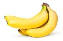 Bunch Of Bananas Upend Stock Photography