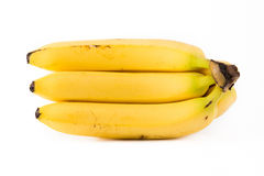 Bunch of Bannanas Royalty Free Stock Photos