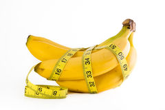 Bunch of Bannanas Stock Photography