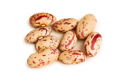 Bunch of beans isolated Stock Images