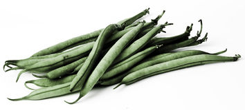 Bunch of beans Royalty Free Stock Photo