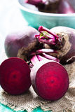 Bunch of beetroot Royalty Free Stock Photography